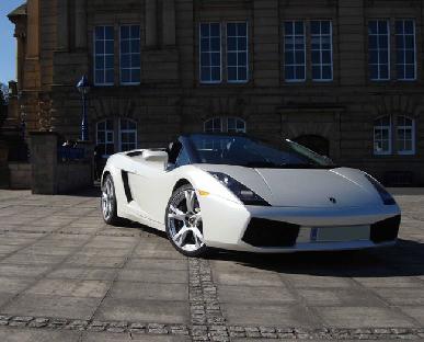 Lamborghini Gallardo Hire