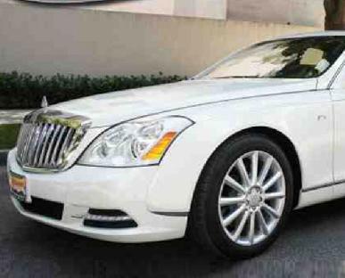 Maybach Hire